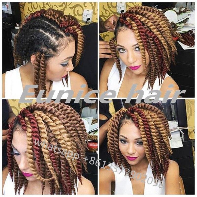 Crochet Braids Havana Mambo Twists Individual Braids Eunice Hair