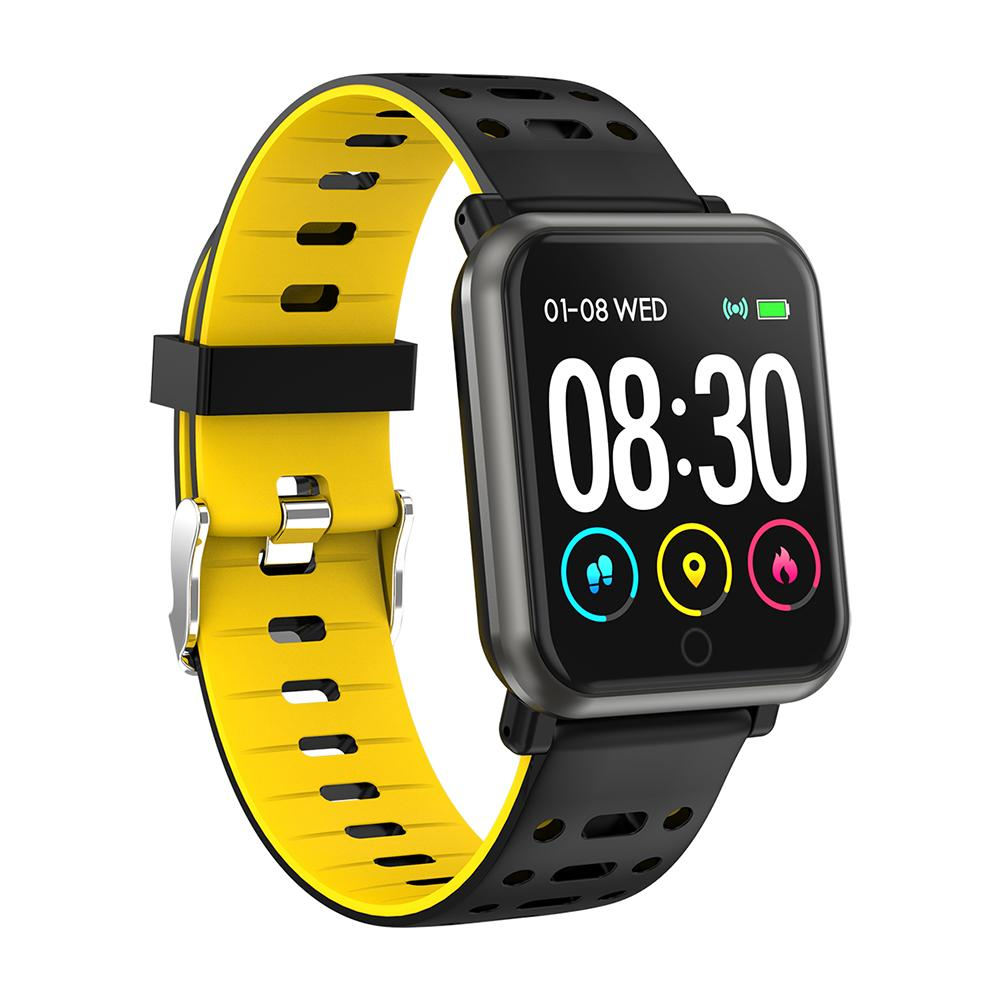 Image 3 - Color Screen Smart Bracelet Tracker Heart Rate Blood Pressure Blood Oxygen Step Sleep Detection Call Message Bluetooth Wristband-in Smart Wristbands from Consumer Electronics