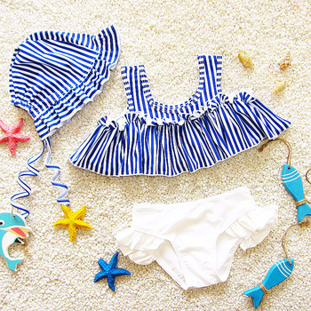 2019 Baby Girls 3 Pieces Swimsuit
