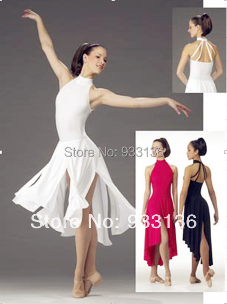 Aliexpress.com : Buy women lady girls lyrical dance recital ...