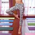 Только продаем высококачественные Итальянские сельские районы Женщины сетки брюки Тонкий Брюки Леггинсы Фитнес Обрезанные Брюки