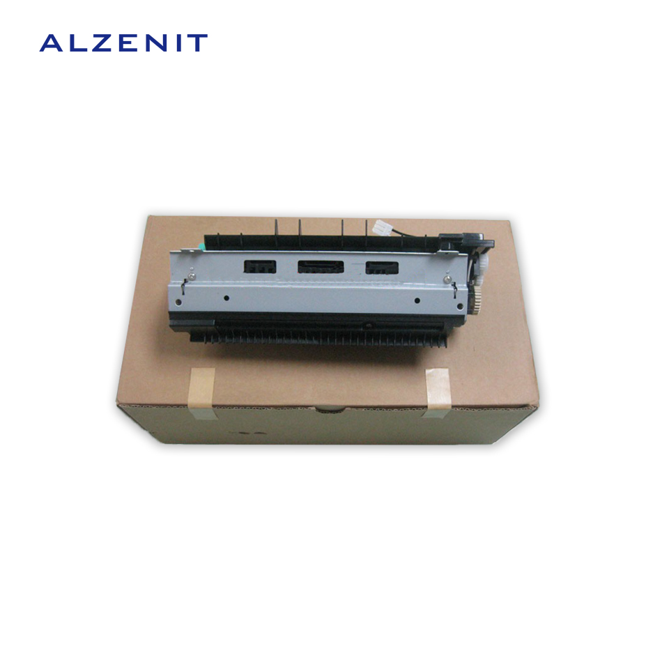 Подробнее о ALZENIT For HP 2400 2410 2420 2430 HP2400 HP2410 HP2420 HP2430 Original Used Fuser Assembly RM1-1535 RM1-1537 220V Printer Parts second hand for hp2400 2400 fuser assembly fixing unit rm1 1537 000 220v rm1 1535 080cn rm1 1491 000cn 110v printer parts