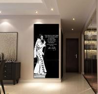 ผนังศิลปะผ้าใบจิตรกรรมHDพิมพ์รูปภาพ3ชิ้นE Lvis P Resleyตกแต่งบ้านผ้าใบโปส