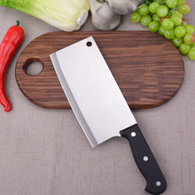 7inch Stainless Steel Cleaver Kitchen Knife Professional Chinese Cooking Chopping Knife Kitchen Chef Knife(China)