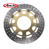 ARASHI For BMW F 650 GS 650 2002 2007 CNC Motorcycle Front Brake Rotors Brake Disc F650 GS F 650GS F650GS 2004 2005 2006 2007