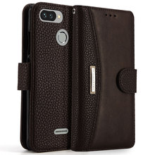 hot deal buy idools wallet case for xiaomi redmi 6 6a flip pu leather tpu with stand phone bags cases cover for xiaomi redmi 6a 6 a coque