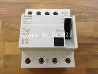 [ZOB] оригинального 5sm3 646 6 автоматический выключатель 4p63a 30ma rccb оригинальный