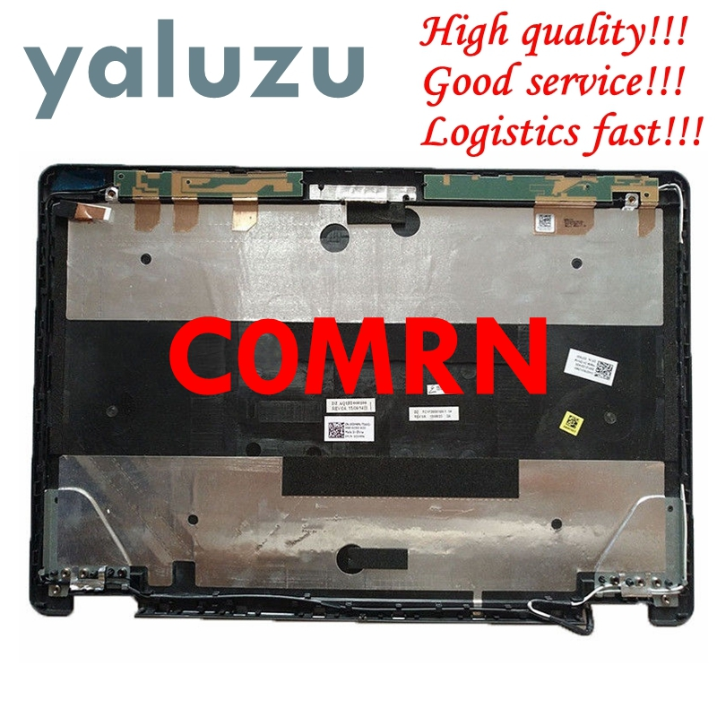 YALUZU New Laptop LCD Top Cover For <font><b>DELL</b></font> <font><b>Latitude</b></font> <font><b>E5470</b></font> AQ1FD000101 0C0MRN C0MRN AQ1FD000201 03YG19 3YG19 back cover image