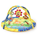Cute Cartoon Monkey Baby Kids Educational Toy Play Gym Blanket Baby Play Mats Indoor Sports Crawling Pads