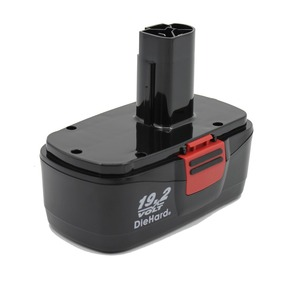 Image 3 - KINSUN Replacement Power Tool Battery 19.2V Ni MH 3000mAh for Craftsman DieHard Cordless Drill 11375 11376 1323903 C3 315.114480
