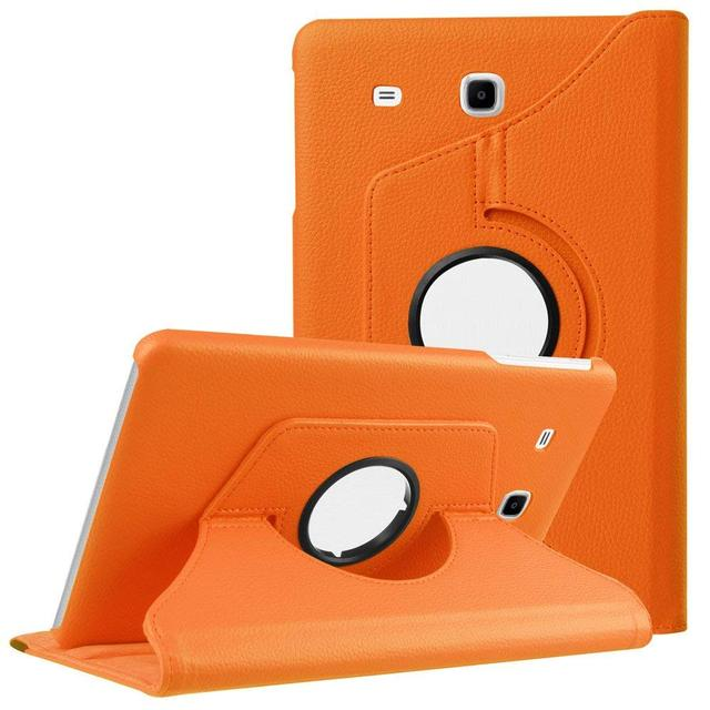 Funda magnética para Samsung Tab E 9,6 T560 Pu Funda de cuero Funda para Capa Samsung GALAXY Tab E 9,6 t560 SM-T560 Tablet caso
