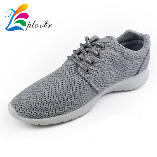 Zplover 2016 Нью-Весна Лето мужская Повседневная Обувь на Плоской Подошве Корейский Дышащей Сетки Воздуха Мужская Обувь Zapatos chaussure homme Hombre