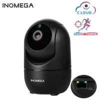 INQMEGA HD 1080 P Copertura Wireless Macchina Fotografica del IP Intelligente Auto Tracking Di Umani Wifi Della Macchina Fotografica di Sorveglianza di Sicurezza Domestica CCTV di Rete