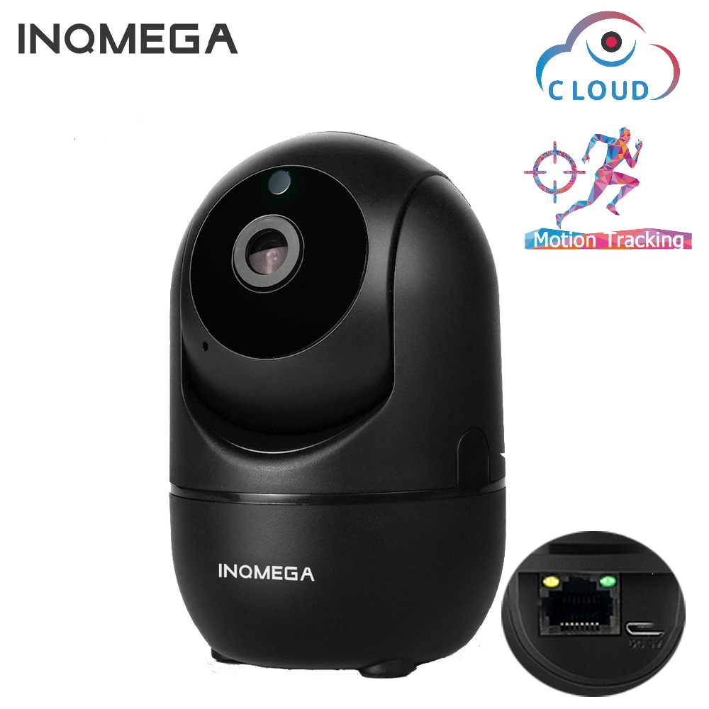 INQMEGA HD 1080P Cloud Wireless IP review
