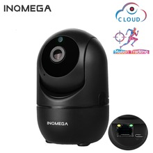 INQMEGA HD 1080P กล้อง IP ไร้สายอัจฉริยะการติดตามอัตโนมัติของมนุษย์กล้อง WiFi Home Security กล้องวงจรปิดเครือข่าย