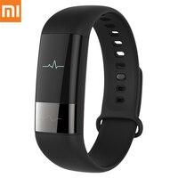 Huami AMAZFIT Smartband Fitness Tracker IP67 Waterproof Bluetooth 4 0 Pedometer Sleep Heart Rate HRV Fatigue
