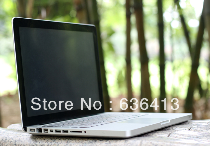 High Quality Black Frame Screen Protector Film For Macbook Pro 15