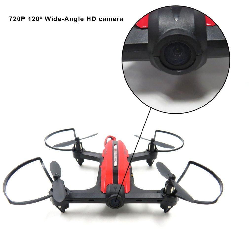 Flytec T18 RC Drone WiFi FPV HD Camera 2.4G 4CH 6-axis Gyro Headless Mode 3D Unlimited Flip Aircraft RTF