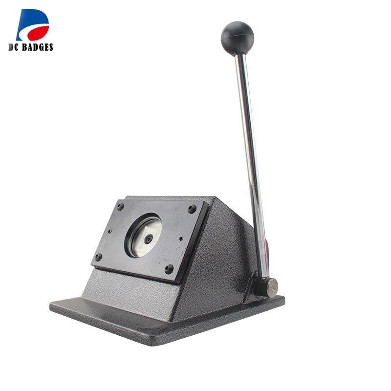 50 мм и пуговицы круг резак, размер бумаги 60,5 мм, использовать для изготовления 50 мм Кнопка размер бумаги