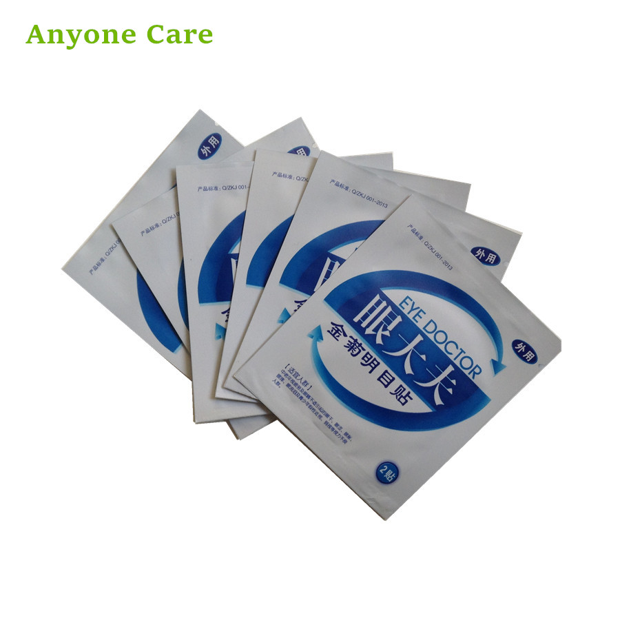 10pcs/5Bags Eyes protection mask summer cool Eye fatigue Relieve plaster Eye Doctor Health eyesight patch
