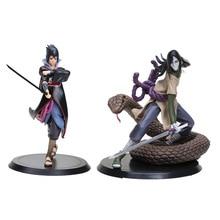 Orochimaru & Sasuke