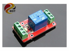 Official DOIT 1 Channel Relay Module Optical Coupling Isolation High and Low Electric Control 5V 12V 24V ROBOT Raspberry Pi