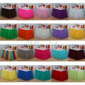100cm x 80cm Tulle Tutu Table Skirt Custom Wonderland Tulle Table Skirting Wedding Birthday Baby Shower Party Decoration