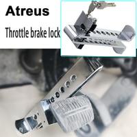 Atreus Steel Car Clutch Throttle Brake Anti Theft Lock Tools For BMW e46 e39 e36 Audi a4 b6 a3 a6 c5 Renault duster Lada