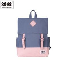 Rugzak Voor Vrouwen 8848 Beroemde Merk Backpacken School College Student Stijlvolle Mode Schoudertas Hasp 173 002  015