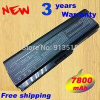 7800mAh Laptop Battery For Toshiba Satellite Pro C650 C660D L630 L670 U400 U500 C650D C660 L640