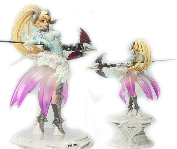 FREE SHIPPING The Seven Deadly Sins Lucifer Pride Arrogan 1/8 SCALE 12'' Figur Figurine NEW IN BOX