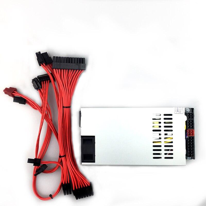 Flex 400W PSU Active PFC 400W ATX Flex Full Modular Power Supply For POS AIO System Small 1U (Flex ITX) Computer Power Supply