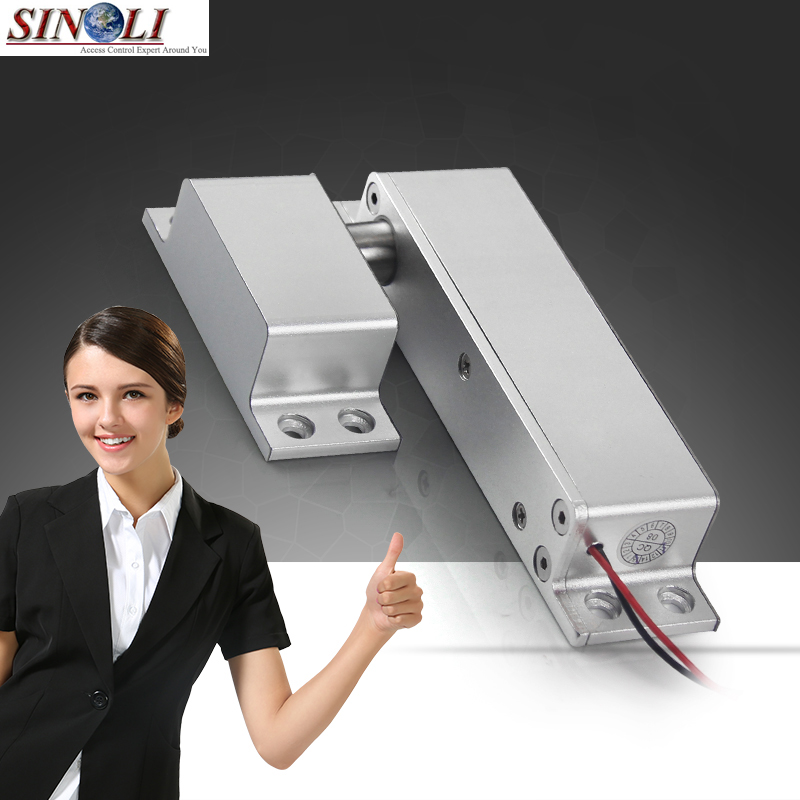 Surface Mounting Type DC12V fail-safe Mode Electric Bolt Lock for Access Control or Intercom System. usb3 0 round type panel mounting usb connecter silver surface