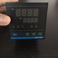 Free Shipping XMTG 7000 AC 220V Programmable Digital PID Temperature Controller For Industrial Usage