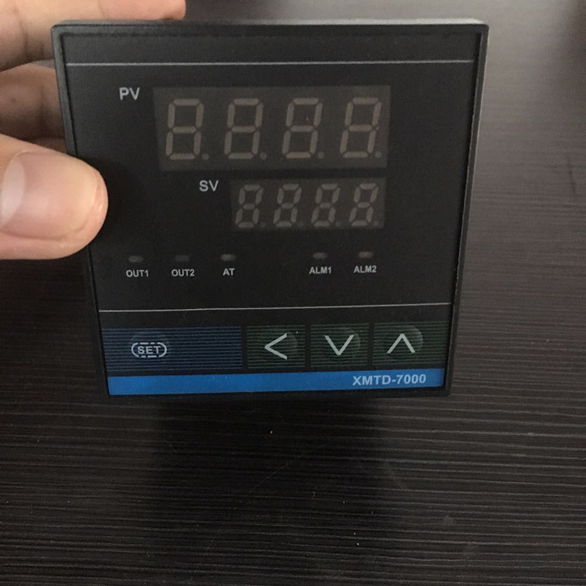 Free Shipping XMTG-7000 AC 220V Programmable Digital PID Temperature Controller for Industrial Usage xmt9000 low price panel size 80 160 programmable pid digital intelligent industry temperature controller