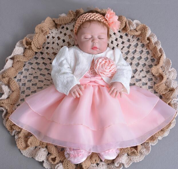 NPK belle Boneca Reborn 55 cm Silicone complet vinyle corps bébé poupées Reborn Bebe Realista reborn poupée nouveau-né réaliste jouet