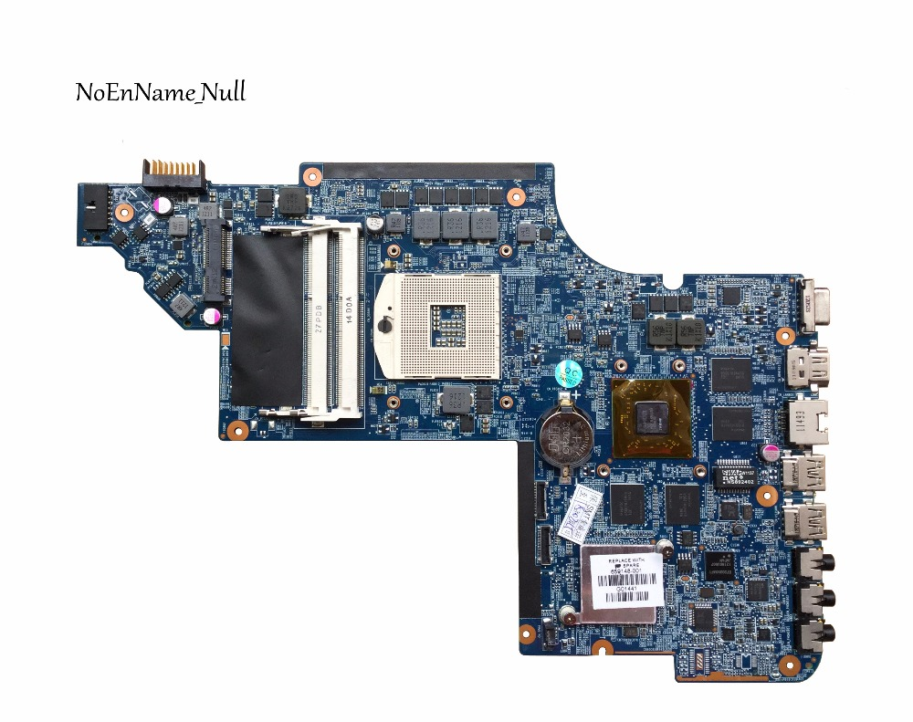 659148-001 Motherboard For HP Pavilion DV6 DV6T DV6-6000 Laptop Motherboard With Chipset HD6770/1G