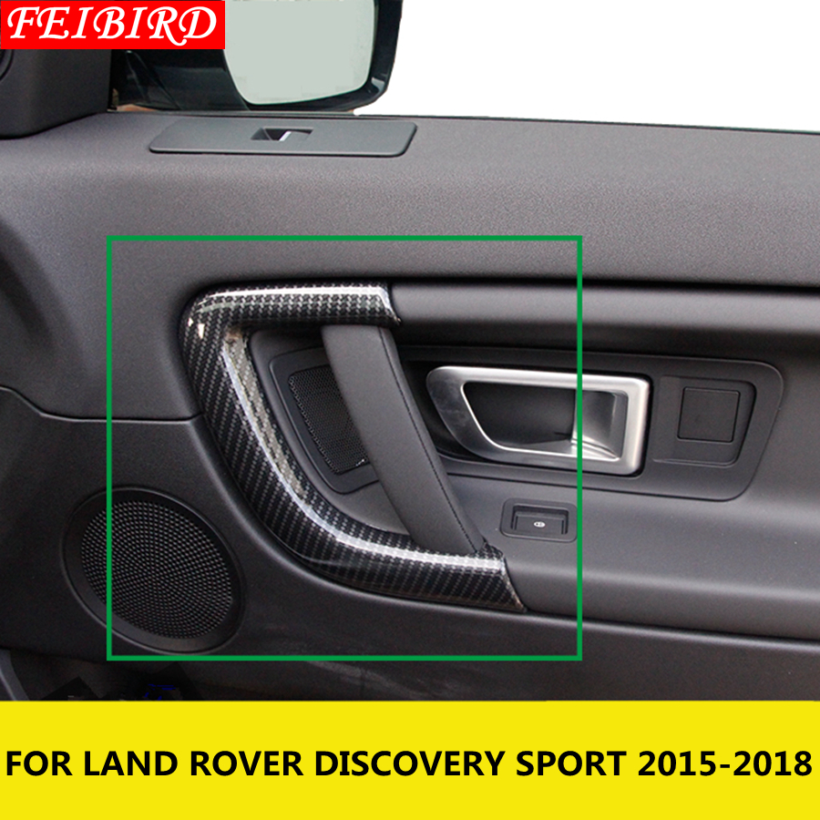 2018 Land Rover Discovery Interior: New Style For Land Rover Discovery Sport 2015 2016 2017