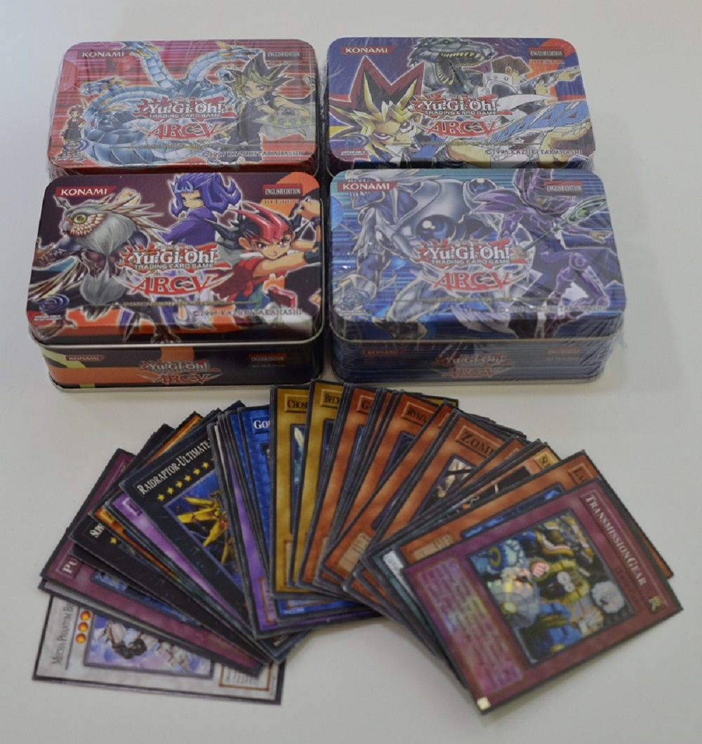 41pcs/set Yu Gi Oh Game Cards Classic YuGiOh Game English Cards Carton Collection Cards With Flash Card And Metal Tin Box Toys(China)