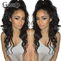 150 Density Lace Front Wig Peruvian Virgin Hair Body Wave Lace Front Human Hair Wigs 7A Human Hair Lace Front Wigs Black Women