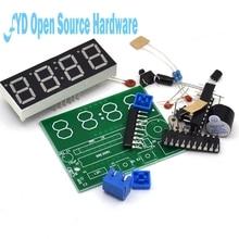High Quality C51 4 Bits Electronic Clock Electronic Producti