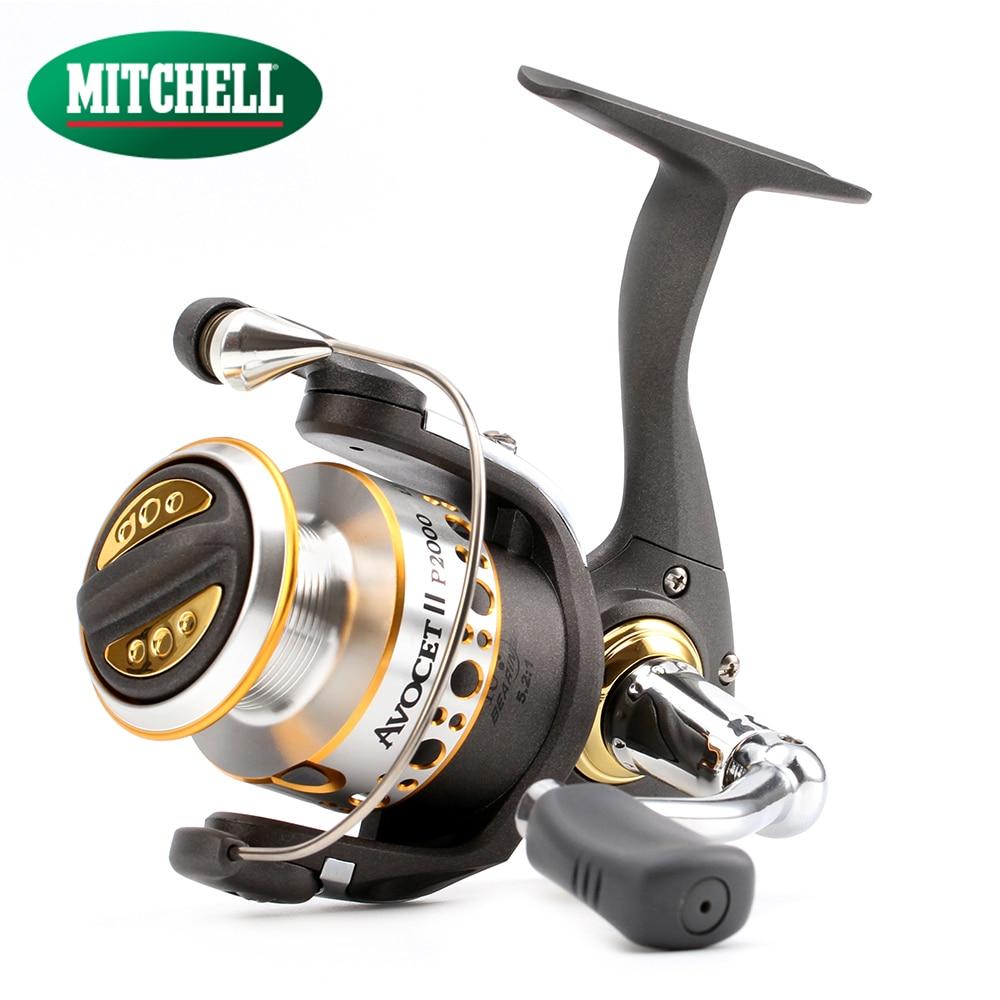 100 mitchell brand av p 1000 2000 3000 full metal for Fishing reel brands
