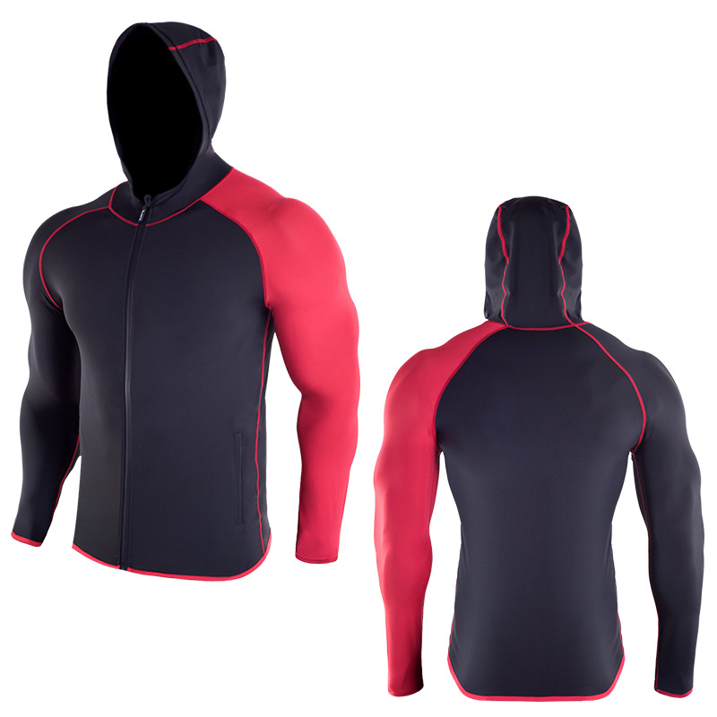 ESHINES Fashion Hoodies Men Winter Fitness Cotton And Spandex Material Thermal And Windproof Warm Hoodies For Male Cheap Price
