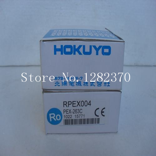 все цены на  [SA] Japan's new original authentic spot HOKUYO sensor PEX-263C  онлайн