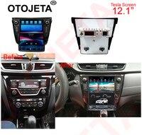 Otojeta vertical screen tesla head units Android 7.1 Car Multimedia GPS Radio player for Nissan X trail 14/Qashqai 13(MANUAL)
