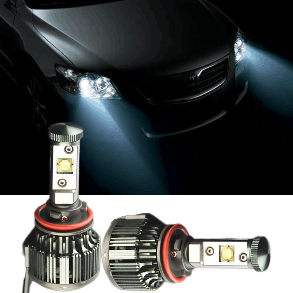 Car LED 9005 HB3 Leds High Power Super Bright Car Headlight Fog Light 3000lm 6000K Conversion Kit Car Accessories Auto Styling free shipping one kit super bright 6000lm car headlight hb3 9005 60w cob led auto front fog bulb automobile headlamp 6000k