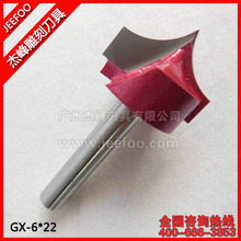 6 22 Engraving Machine Milling Cutter Wood Cutter Woodworking Router Bits