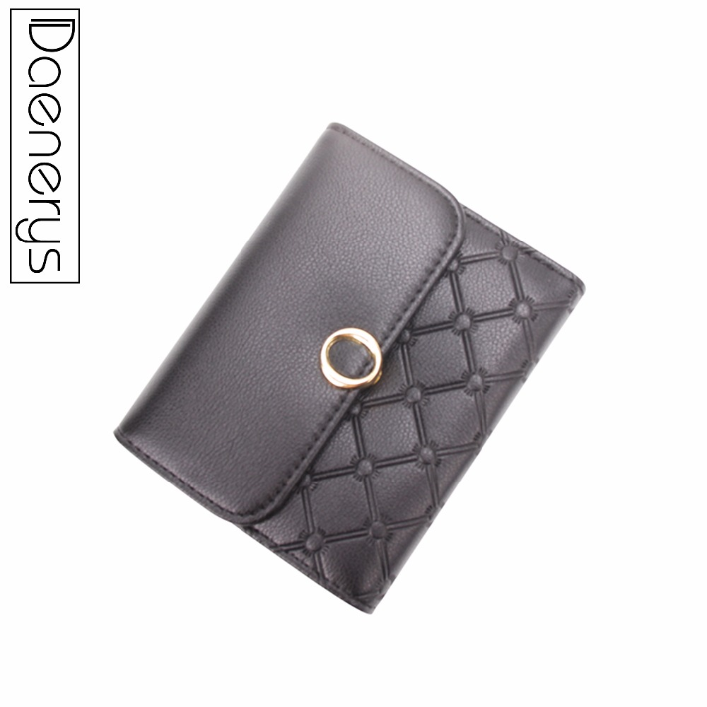Coin Purse Card-Holder Clutch Short Ladies Wallets Girls Small Designer Gift Daenerys