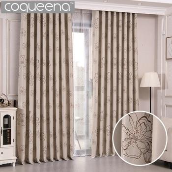 Cortinas Elegantes Para Sala De Estar Dormitorio Puerta Ventana - Cortinas-elegantes