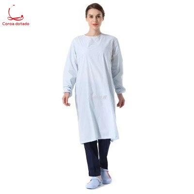Waterproof Operating Suit, Waterproof Hand-washing Suit, Waterproof Smock, Underarm Breathable Mesh Cloth